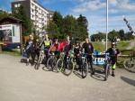 Bikepark-Action in Winterberg