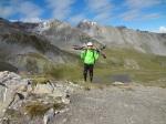 Gipfelstürmertour: Mitch am Furcletta-Pass
