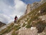 Amazing Arosa: Trail von der Galerie des 611er vom Parpaner Rothorn nach Arosa