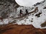 Schneespaß am Parpaner Rothorn