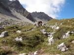 Amazing Arosa: Hörnli -> Älplisee: Heiner und Jonas