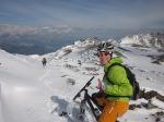 Schneespaß: wo ist der Trail?
